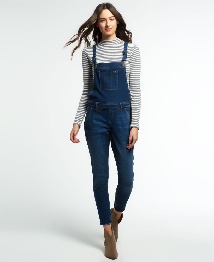 humanlike.co Emmins Dungarees by Superdry