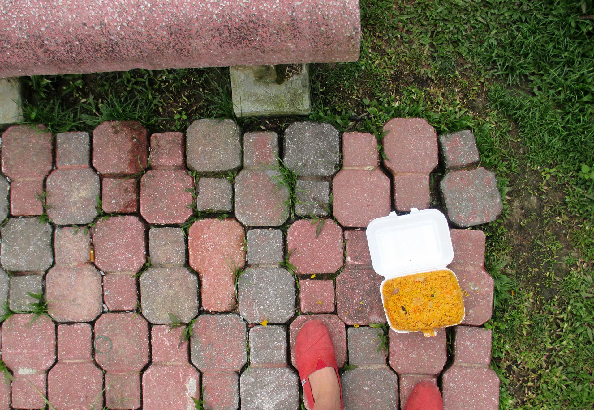 humanlike.co leftover rice malaysia street